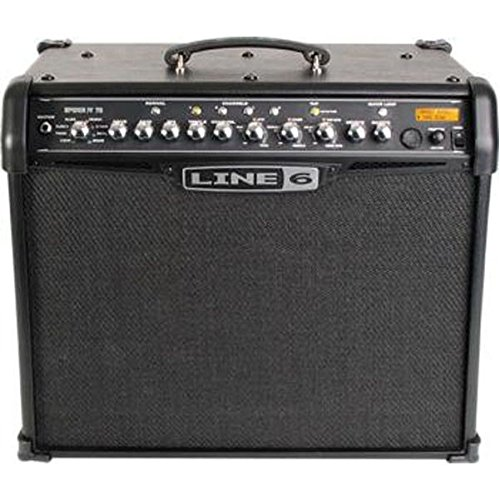 75w Line - Line 6 Spider IV 75 75-watt 1x12 Modeling Guitar Amplifier