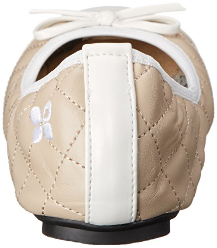 Olivia Butterfly Twist Ballerina Nude Cream Black Woman pgaqx8w0