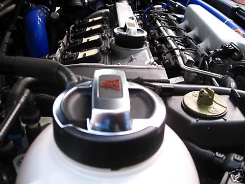 R8 refrigerante Tapa para VW Golf Bora 20 VT Turbo Leon Cupra OEM parte para todos los motores VW, Audi TT S3 R32 GTI A3 Q7: Amazon.es: Coche y moto