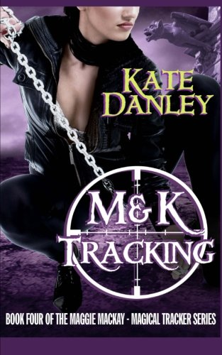 book cover of M&K Tracking