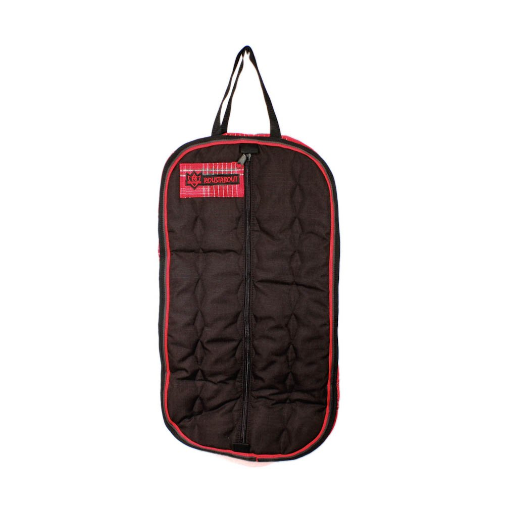 Kensington KPP Roustabout Halter/Bridle Carry Bags, Deluxe Red Plaid, One Size by Kensington Protective Products