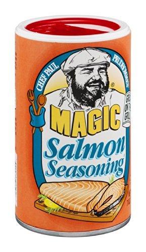 Salmon Magic Seasoning - 18 Pack (7oz each)