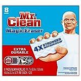 Mr. Limpiar borrador mágico, Potencia extra, 8 unidades, Extra Durable, 8 Ct