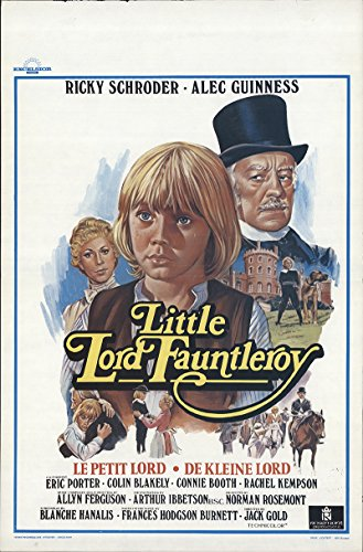 Little Lord Fauntleroy 1980 Authentic 14