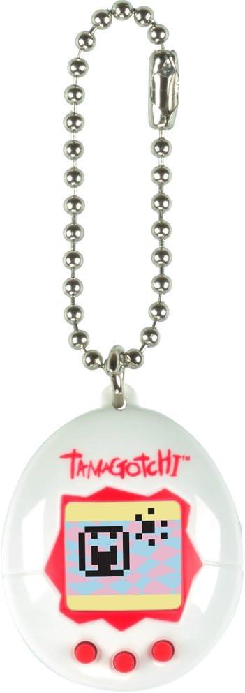 Amazon.es: Tamagotchi - Tamagotchi Chibi, blanco y rojo (Bandai 41819)