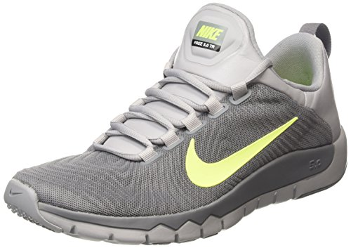 Nike Men s Free Trainer 5.0 (V5) Cool Grey Volt Wolf Grey - Import ... 67f92648c