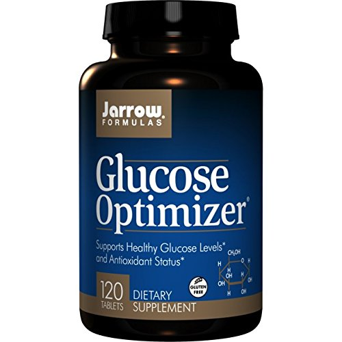 JARROW Formulas Glucose Optimizer, 120 CT