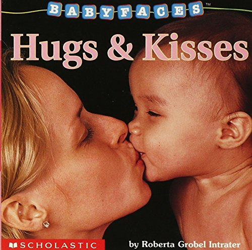 Hugs & Kisses (Babyfaces) (Toddlers Halloween Art Ideas)
