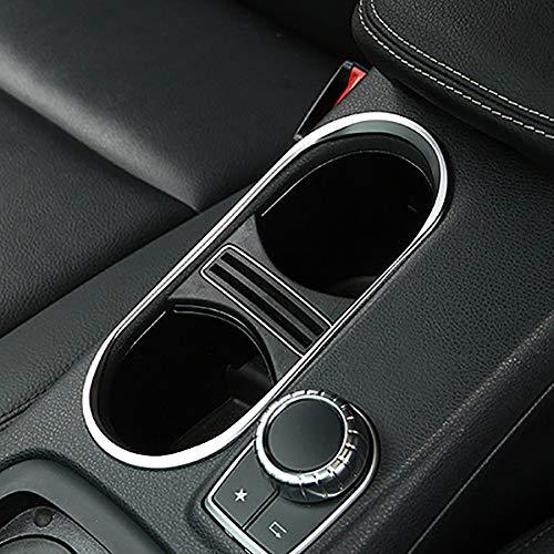 Adanse Copertura Cromata del Supporto del Portalattine per Mercedes Cla 200 260 Gla Un Class W176 C117 A180 14-17 Accessorio Car-Styling