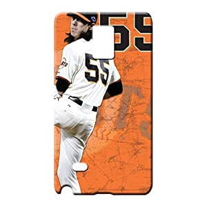 samsung note 4 Extreme Specially Skin Cases Covers For phone cell phone shells san francisco giants mlb baseball