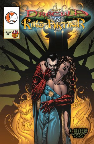 Dracula Vs. King Arthur #2