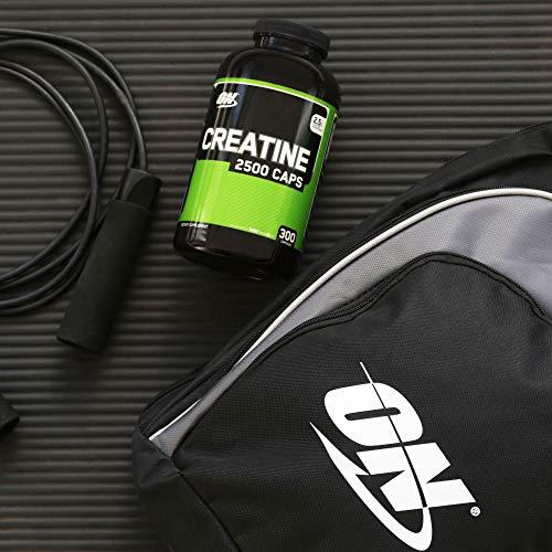Creatine Benefits Muscle. Optimum Nutrition Micronized Creatine Monohydrate Capsules, Keto Friendly, 2500mg, 300 Capsules