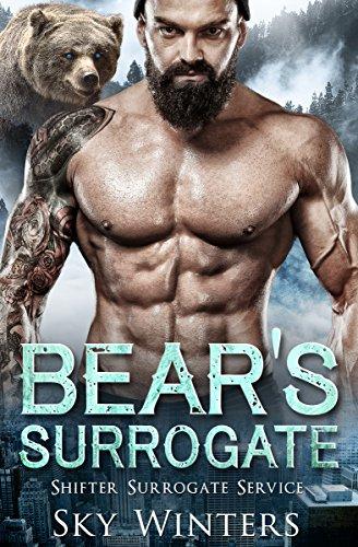 Bear's Surrogate (Shifter Surrogate Service Book 3) cover