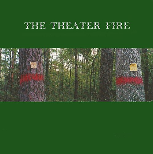 Theater Fire by Christmas Mountains
