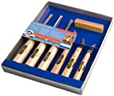Kirschen 3427000 Carving tool set (7 Piece)