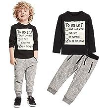 Jobakids Boys 2 Pieces Set Boys Cotton Clothing Set