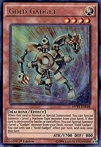 Yu-Gi-Oh! - Gold Gadget (MVP1-EN018) - The Dark Side of...