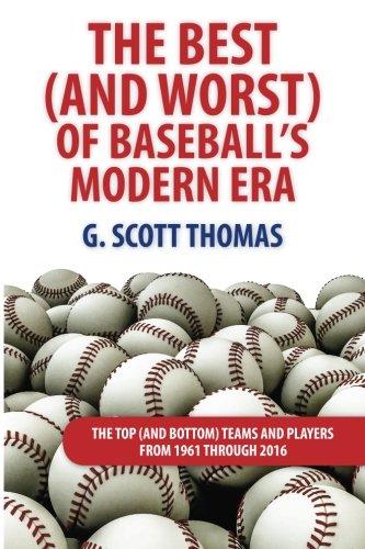 Best Worst Baseballs Modern Era product image