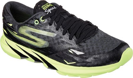 Skechers Go Meb Speed 3, Hombrs Zapatillas Running negro