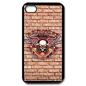 Harley Davidson For iPhone 4,4S Csae protection Case DHQ593565