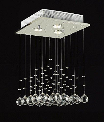 SAINT MOSSI Lampadario Classico in Cristallo Lampadari Moderni Lampadario  da Soffitto Lampadario Cristallo Moderno Lampada Plafoniera