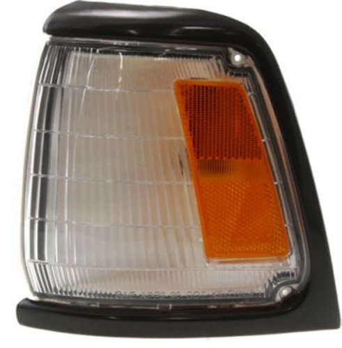 CPP Driver Side DOT/SAE Compliant Corner Light for 89-91 Toyota Pickup 2WD TO2520121