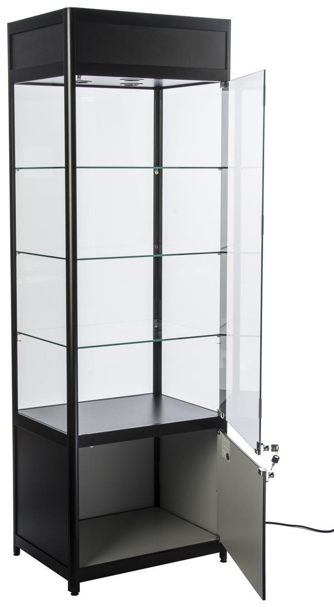 Glass Display Case LOCK