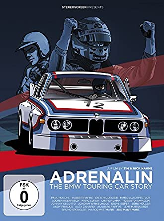 5eec1f07684d2a Adrenalin - The BMW Touring Car Story  DVD   Amazon.co.uk  Hans-Joachim  Stuck