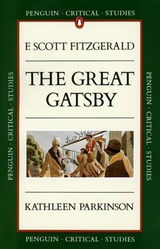 Critical Studies Great Gatsby
