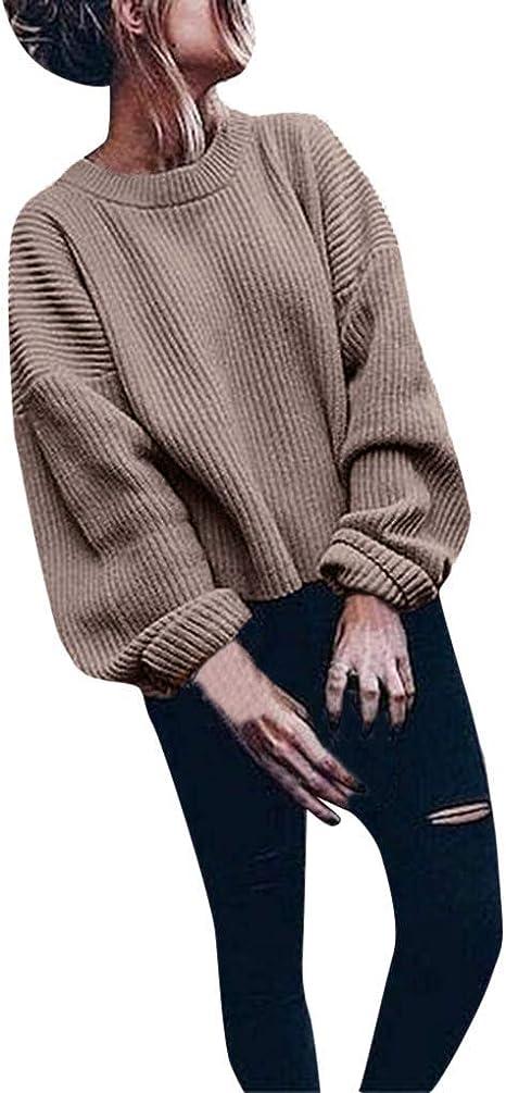 Jersey de mujer con mangas de farol para otoño, invierno, manga larga, cuello redondo, monocromo, sudadera con capucha: Amazon.es: Instrumentos musicales