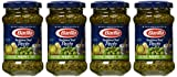 Barilla Traditional Basil Pesto Sauce, 6.3 Ounce (Pack of 4)