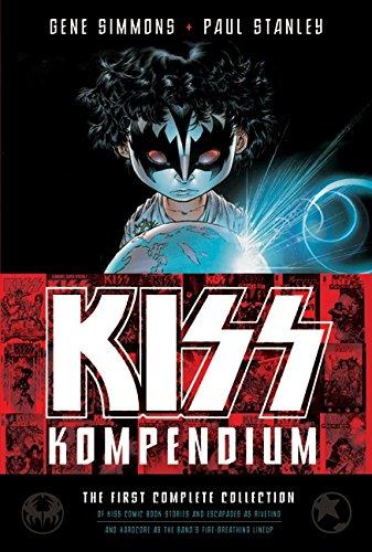 Stanley Kiss Paul (KISS Kompendium)