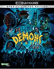 Demons & Demons 2 [4K UHD Two-disc Limited Edition] [Blu-ray]