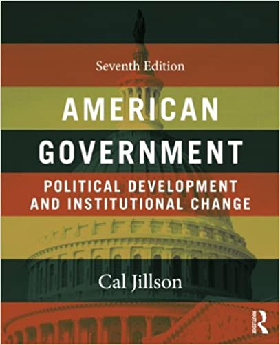 American Government Political Development And Institutional