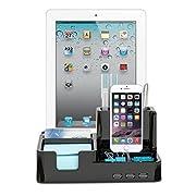 Amazon #DealOfTheDay: Smart Desk Organizer (Black Color)