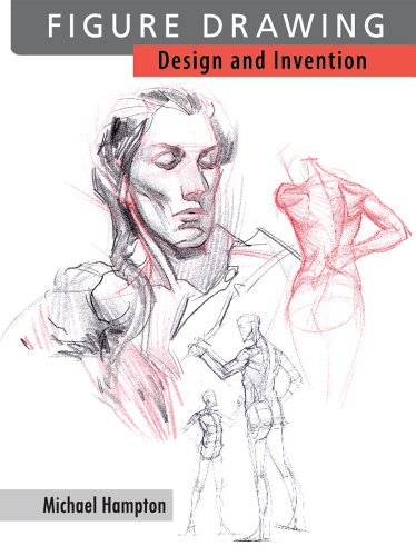 Figure Drawing Design and Invention [Michael Hampton] (Tapa Blanda)
