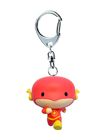 Plastoy DC Comics The Flash Llavero Chibi, 60707: Amazon.es ...