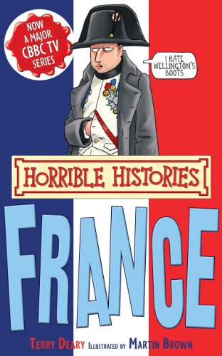 book cover of France