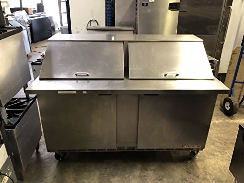 Beverage- Air Corporation 60 Inch Mega Top Unit Dual for sale  Delivered anywhere in USA