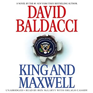 King and Maxwell Audiobook