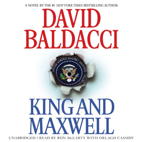 King and Maxwell by Hachette Audio
