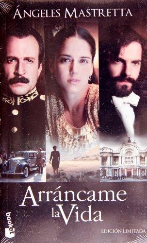 By Angeles Mastretta Arrancame la vida (Spanish Edition) [Paperback] ebook