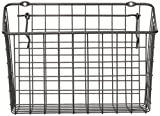 wall basket - Spectrum Diversified Pegboard & Wall Mount Storage Basket, 10