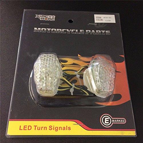 - Led Turn Signals For Suzuki Gsxr 600 750 1000 Sv650 Sv1000 Bandit 1200S 1250S Cl