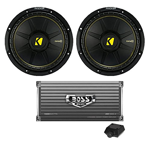 1000 watt kicker amp - 5