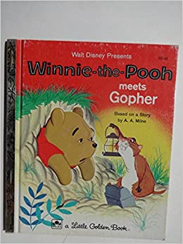 gopher from winnie the pooh voice
