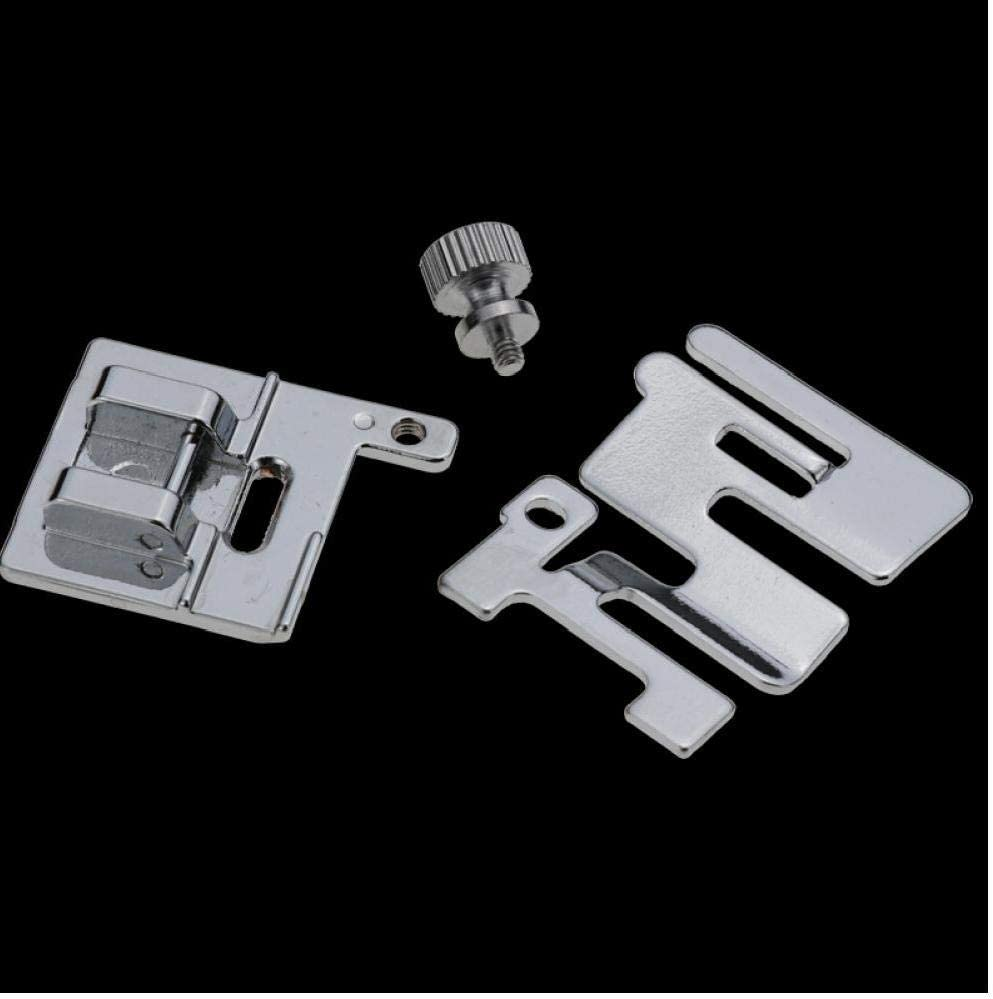 Amoyer Inl/ändische N/ähmaschine Stoff Gummibandfu/ß Elastic Stretch Seil N/ähmaschinen Startseite Snap on Naehfuesse Kit