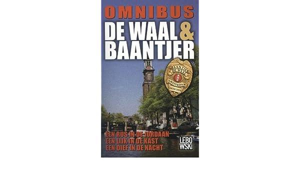 Omnibus De Waal Baantjer Bevat Een Rus In De Jordaan