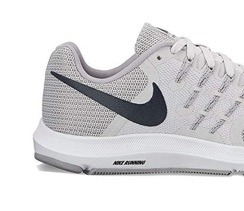 atmosphere white Nike Running obsidian Grey Swift Wmns Scarpe Vast Grey Donna Da Run 7wvrO7