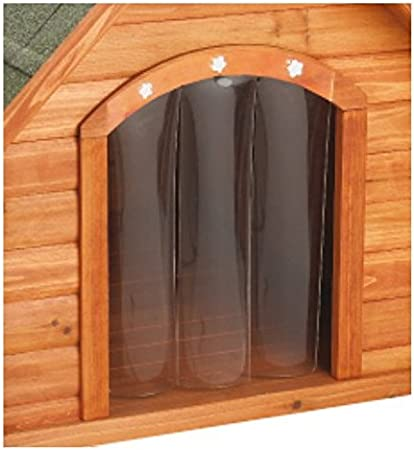 Croci - Puerta para caseta (tamaño Grande)